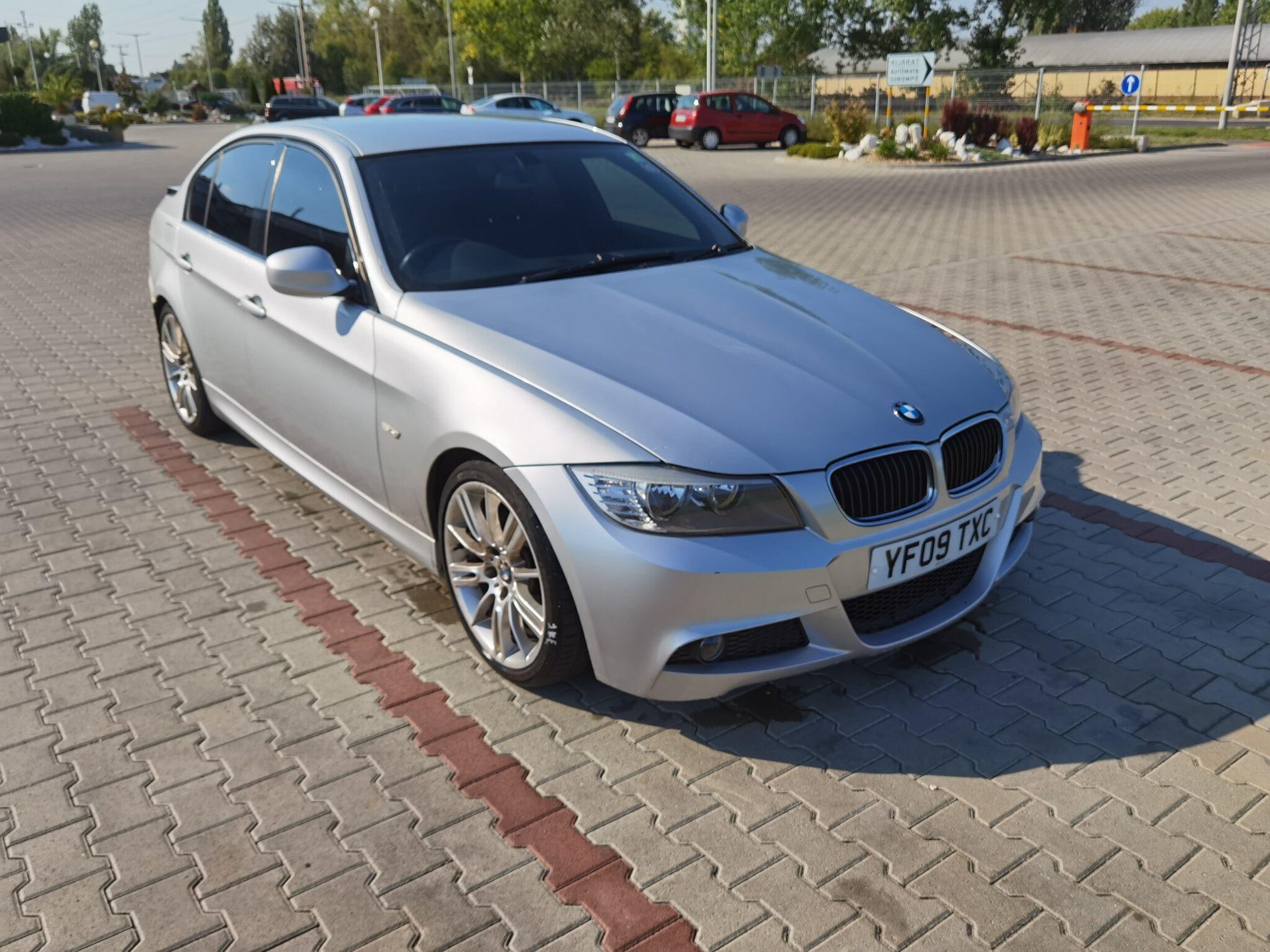 BMW E90 lci 318d Carbon Car Center Békéscsaba-11