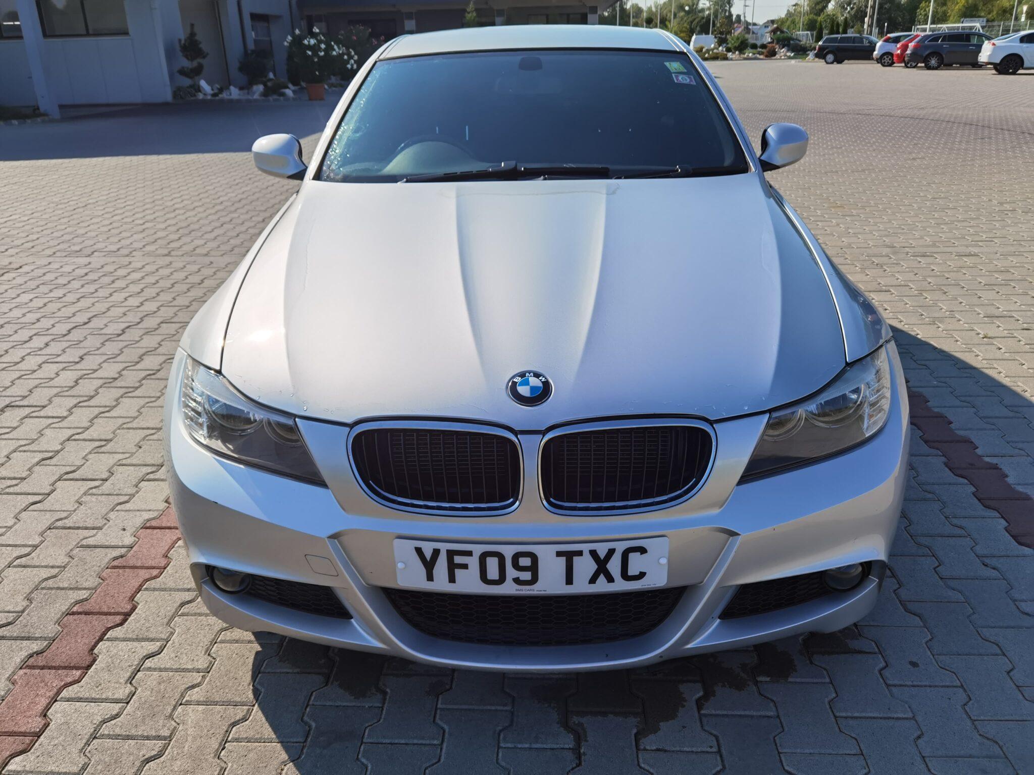 BMW E90 lci 318d Carbon Car Center Békéscsaba-3