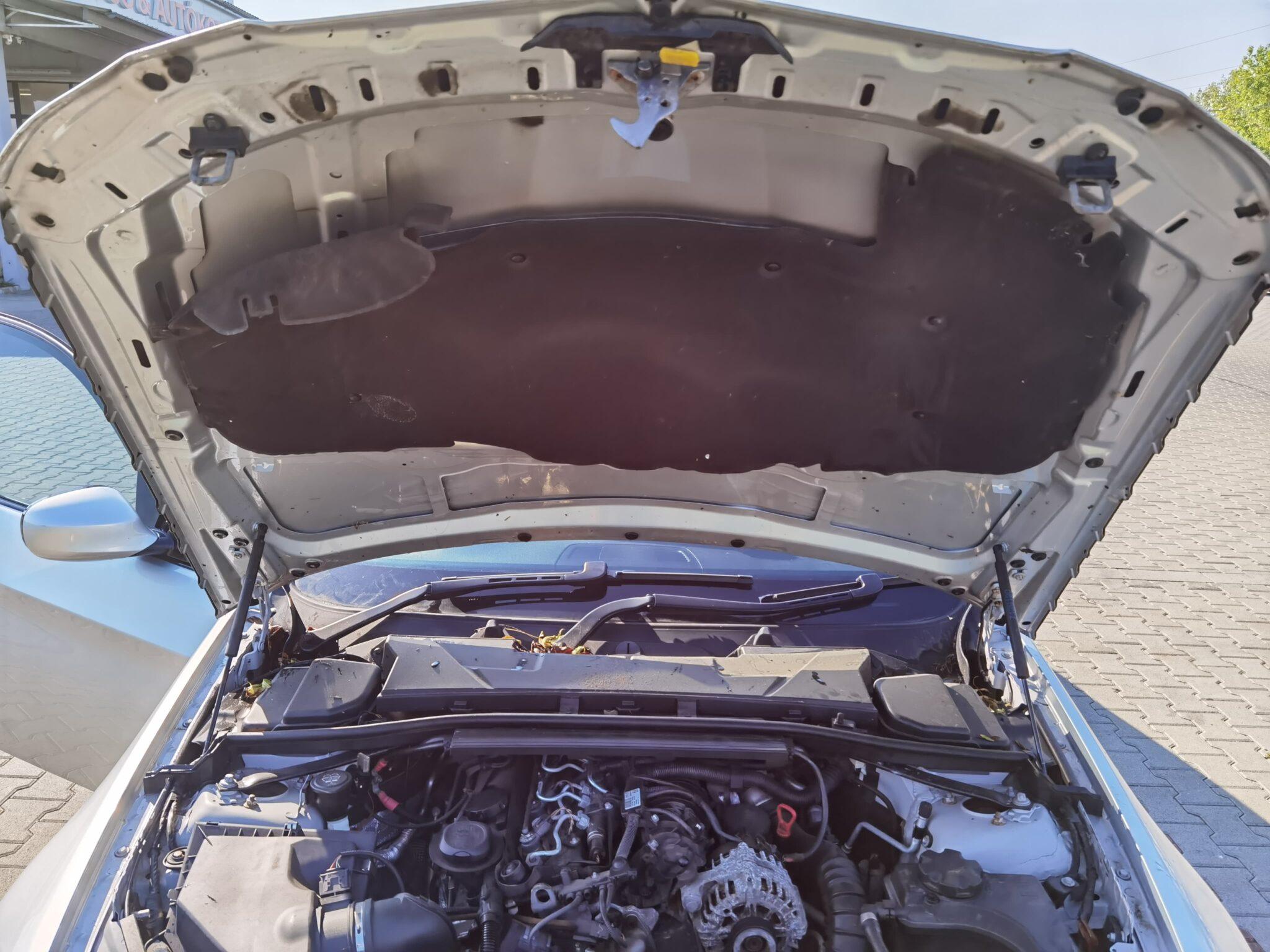 BMW E90 lci 318d Carbon Car Center Békéscsaba-16