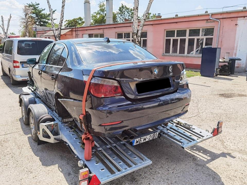 BMW E60 535d lci-8