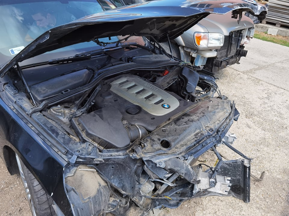 BMW E60 535d lci-16