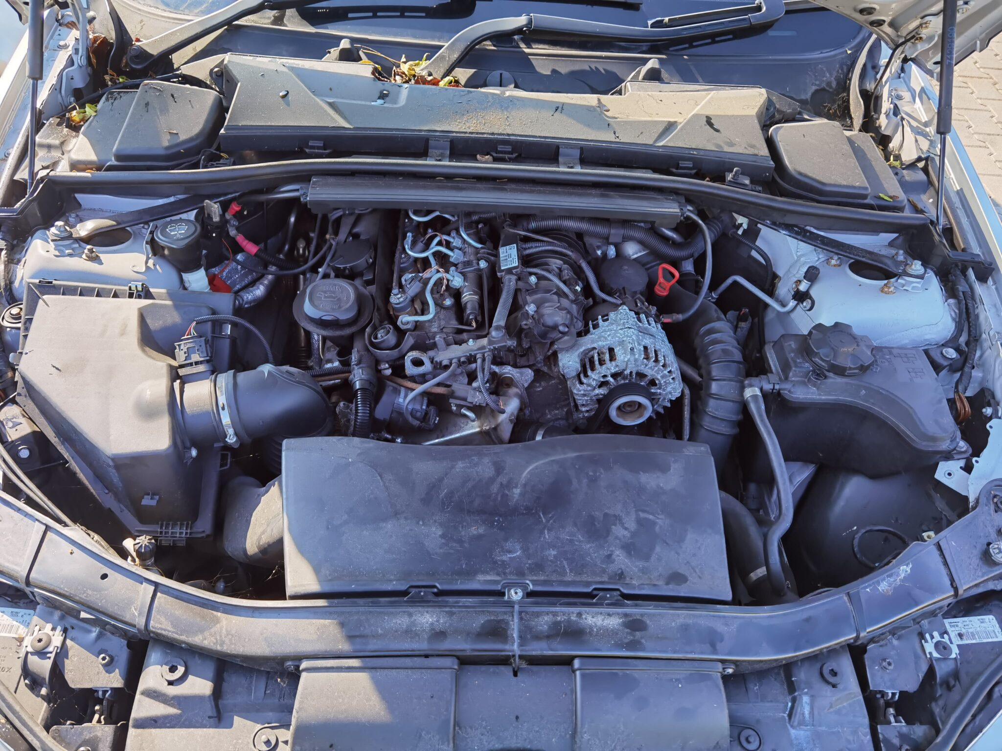 BMW E90 lci 318d Carbon Car Center Békéscsaba-17