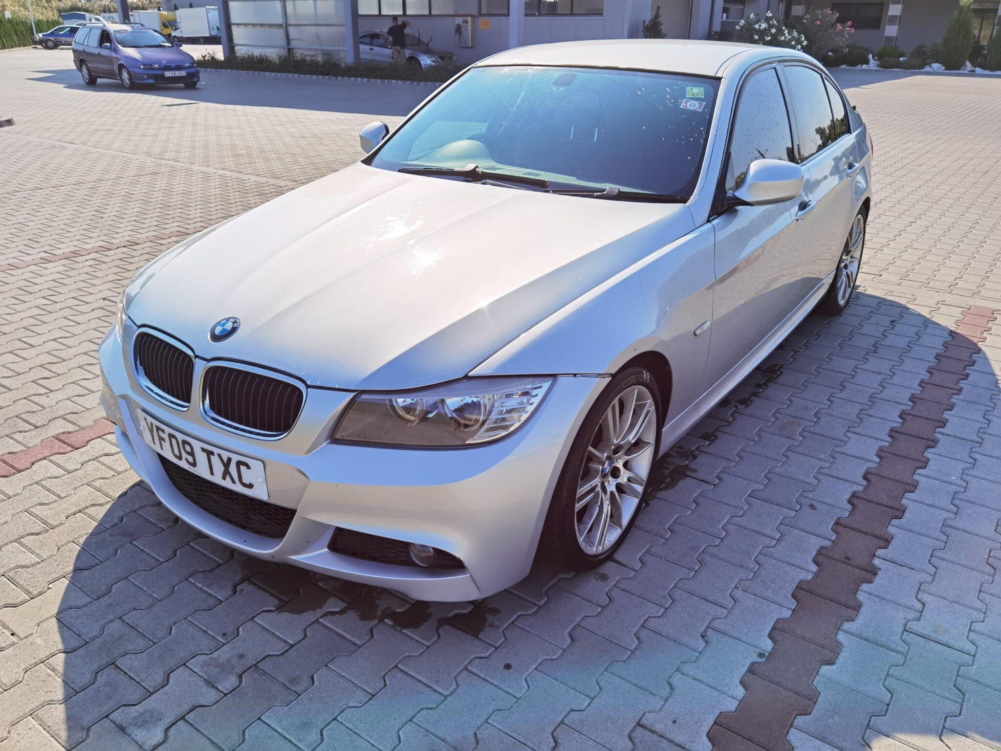 BMW E90 lci 318d Carbon Car Center Békéscsaba-12