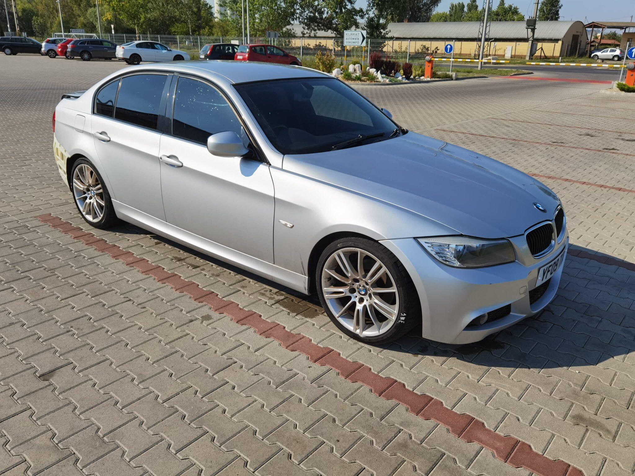BMW E90 lci 318d Carbon Car Center Békéscsaba-10
