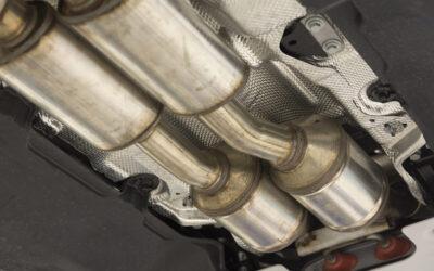 Használt BMW alkatrész kisokos – a katalizátor II. rész